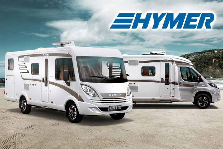 Nos offres Hymer Expérience!