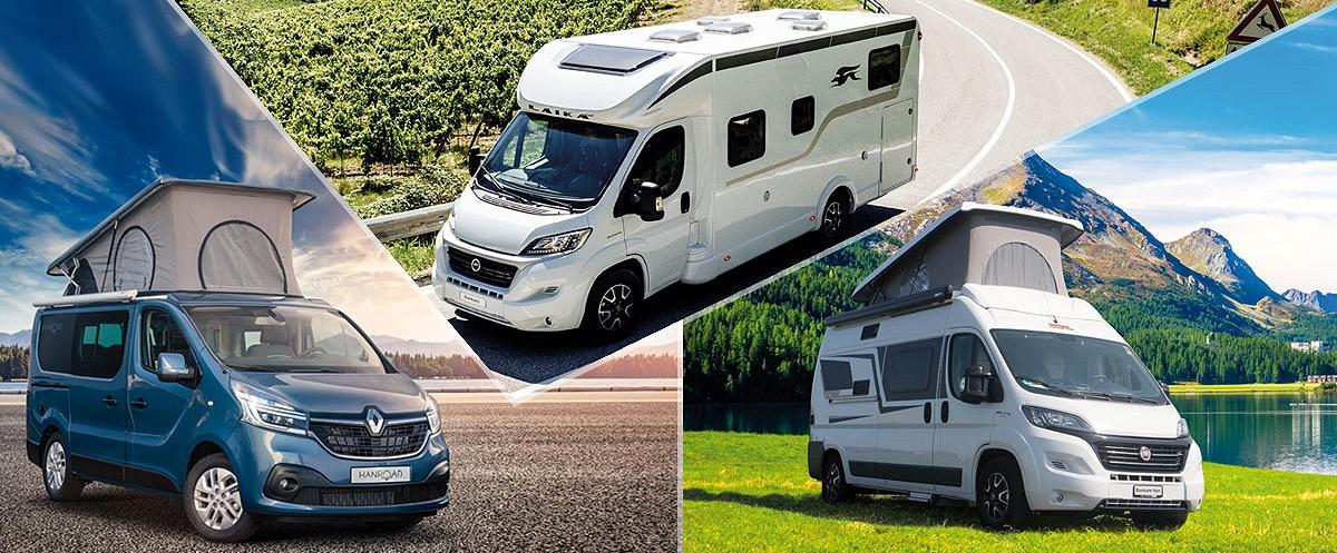 Bantam Camping - Wohnwagen - Wohnmobilmieten - Camper Wohnmobil ...