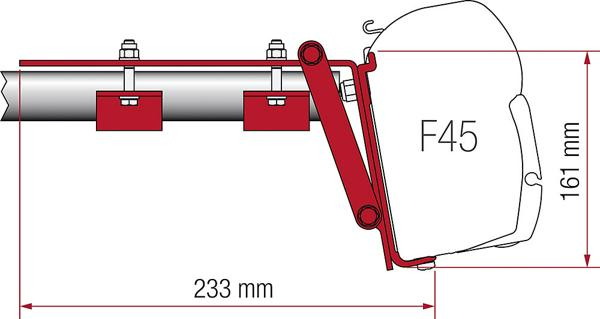 Adapter Roof Rail